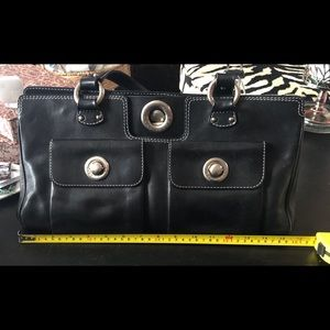 Marc Jacobs vintage black doctor bag